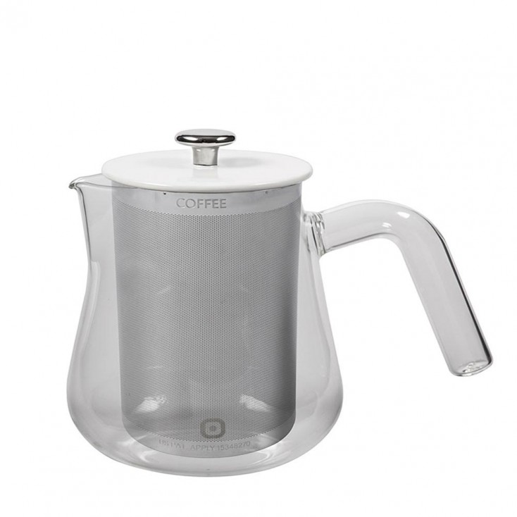 Carl Henkel Arca X-Tract Coffee Brewer - Clear 0.5 L
