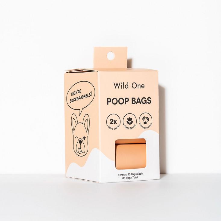 Wild One Eco-Friendly Dog Poop Bags