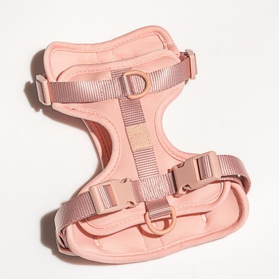 Wild One Dog Harness - Blush