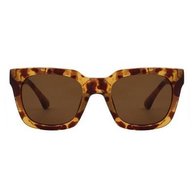 A.Kjaerbede Sunglasses - Nancy Demi Light Brown Transparent