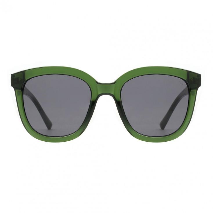 A.Kjaerbede Sunglasses - Billy Dark green Transparent