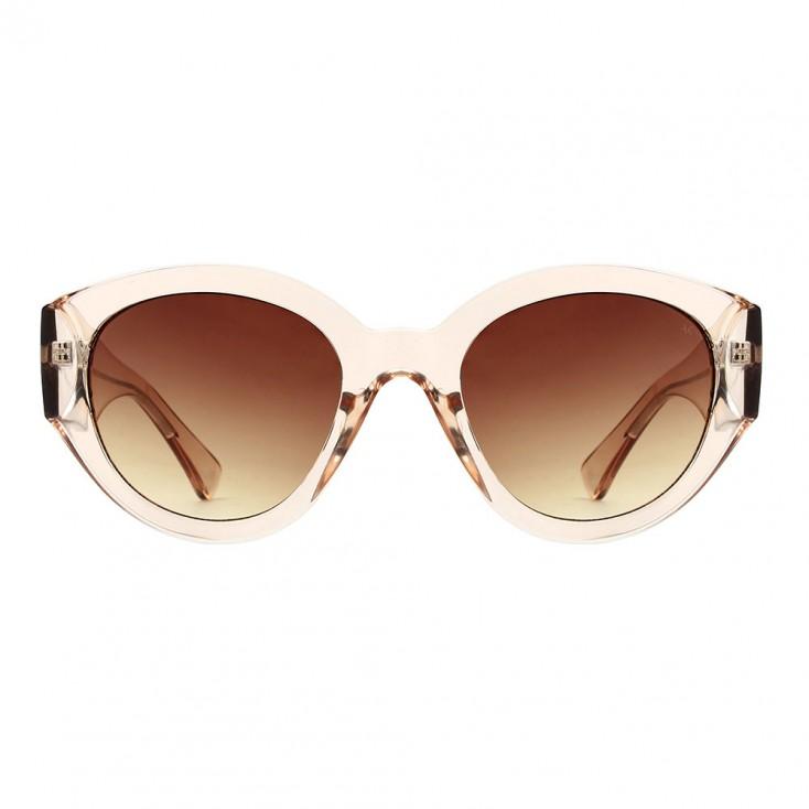 A.Kjaerbede Sunglasses - Big Winnie Champagne