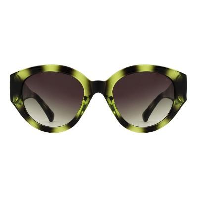 A.Kjaerbede Sunglasses - Big Demi Olive