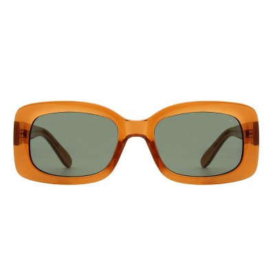 A.Kjaerbede Sunglasses - Salo Light Brown Transparent