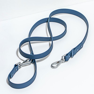 Wild One Dog Lead - Navy