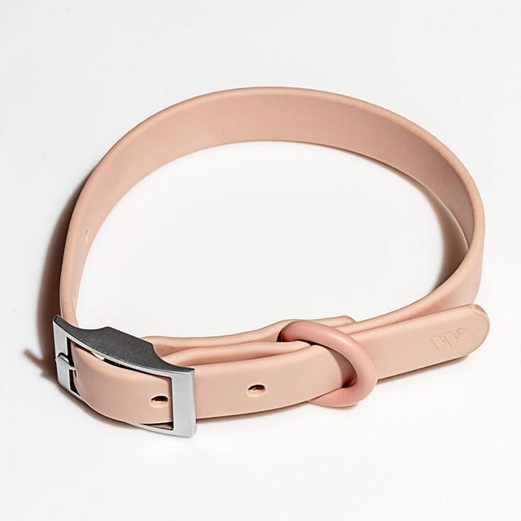 Wild One Dog Collar - Blush