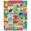 Cavallini & Co Travel 1000 Piece Jigsaw Puzzle