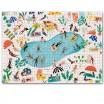 Pool Party 1000 Piece Jigsaw