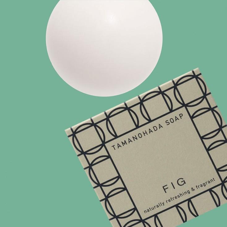 TAMANOHADA Fig Ball Soap