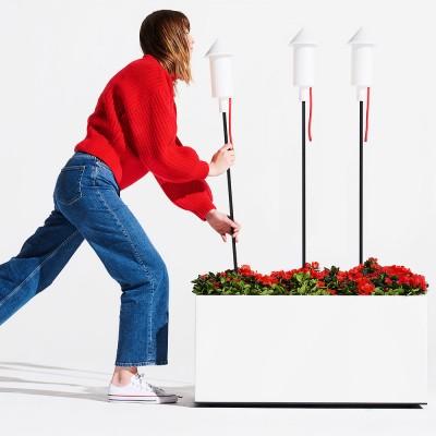 Fatboy Prêt a Racket Solar Powered Garden Lights - Set of three