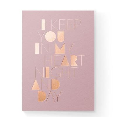 Dear Beni In My Heart Greeting Card