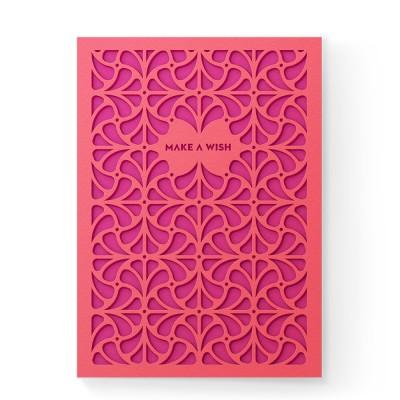 Dear Beni Make a Wish Pocket Greeting Card