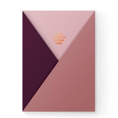Three Shades Pocket Greeting Card