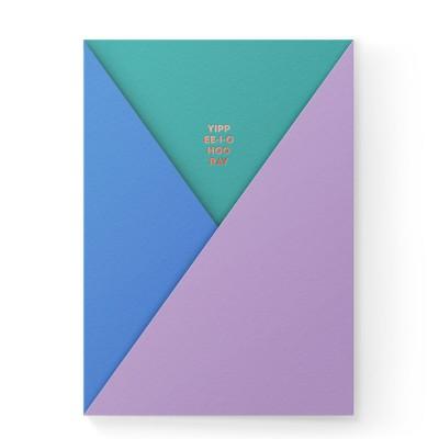 Dear Beni Yippee-i-o Pocket Greeting Card
