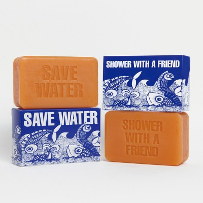 Kalastyle Save Water (Shower With a Friend) Soap