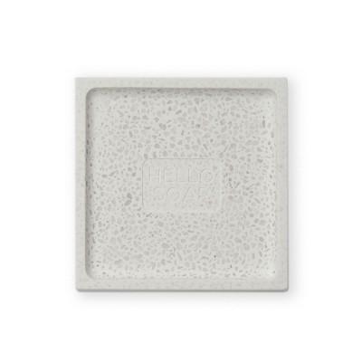 Kalastyle Grey 'Hello Soap' Dish