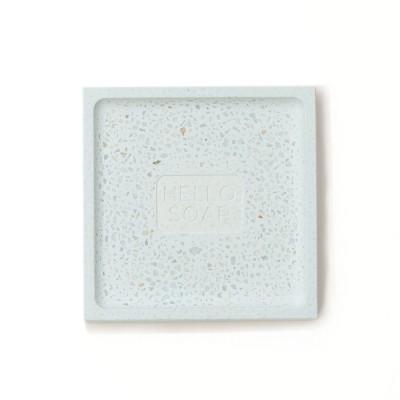 Kalastyle Blue 'Hello Soap' Dish