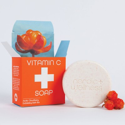 Kalastyle Nordic Wellness™ Vitamin C Soap