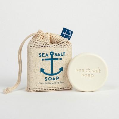 Kalastyle Swedish Dream® Travel Size Sea Salt Soap and Soap Saver