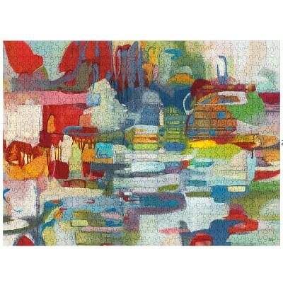 Werkshoppe Colour My World 1000 Piece Jigsaw