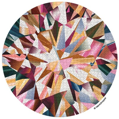 WerkShoppe Multifaceted 1000 Piece Jigsaw