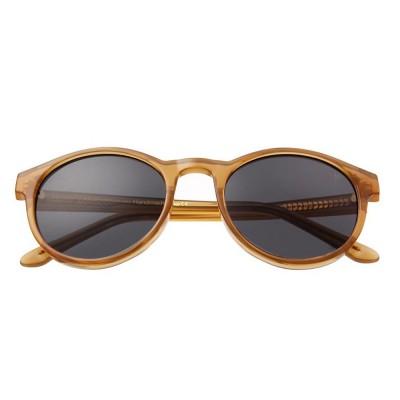A.Kjaerbede Sunglasses - Marvin Light Brown Transparent
