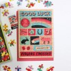 Say It With Flowers HI Greeting Card Puzzle