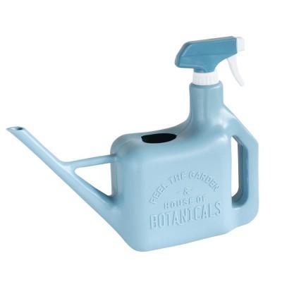 Watering Can Spray Sprinkler -Pale Blue
