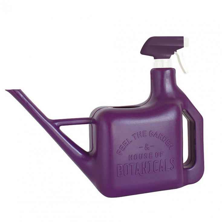 Watering Can Spray Sprinkler - Aubergine