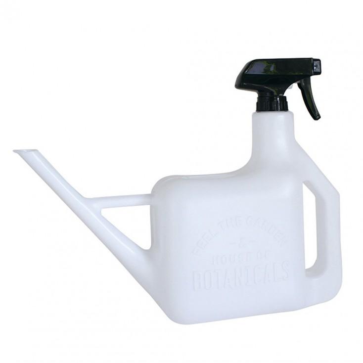 Watering Can Spray Sprinkler - White