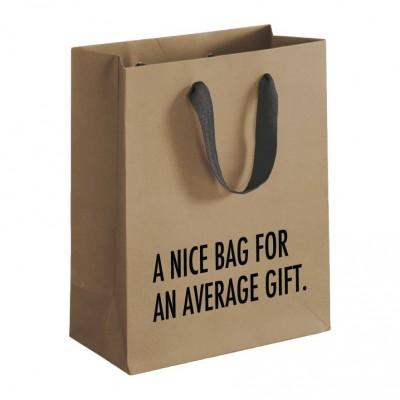 Pretty Alright Goods Nice Bag Gift Bag