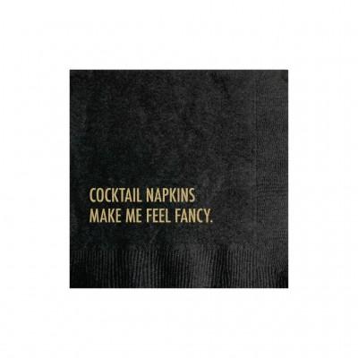 Feeling Fancy Cocktail Napkins