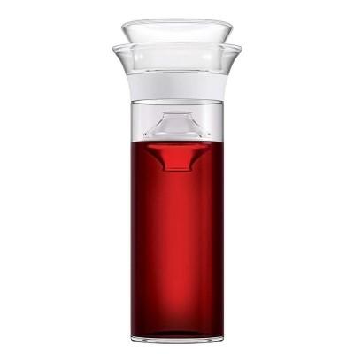 Savino Wine Saving Glass Carafe - Original