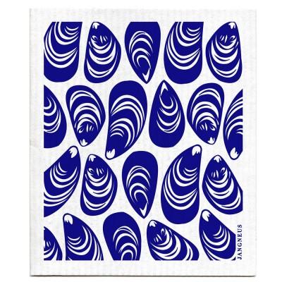 Jangneus Dishcloth - Blue Mussels