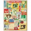 Cavallini & Co Sewing 1000 Piece Jigsaw