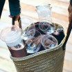 Savino Wine Saving Carafe - Outdoor