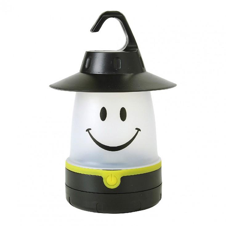 SMiLE LED Lantern - Cosmo Black