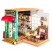 Simon's Coffee Shop - DIY Miniature Kit