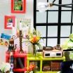 Locus's Sitting Room - DIY Miniature Kit