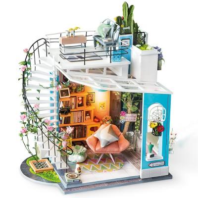 Dora's Loft - DIY Miniature Kit