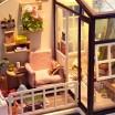 Balcony Daydreaming - DIY Miniature Kit