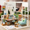 Soho Time - DIY Miniature Kit