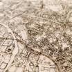 Brandthout Berlin Wooden Wall Citymap