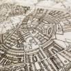 Brandthout London Wooden Wall Citymap