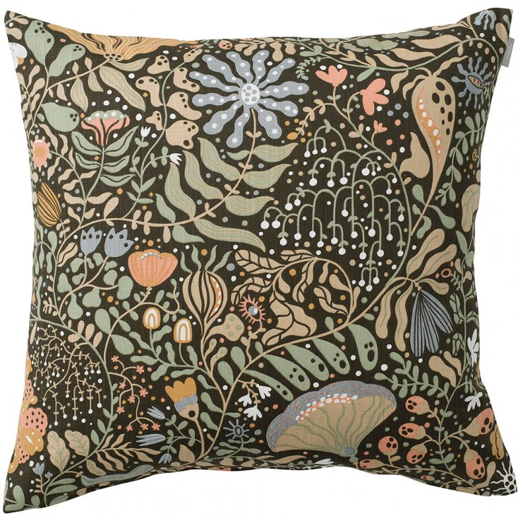 Spira of Sweden Myllra Cushion Cover - Brown