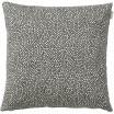 Spira of Sweden Dotte Cushion Cover - Asphalt