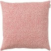 Spira of Sweden Dotte Cushion Cover - Cranberry Red