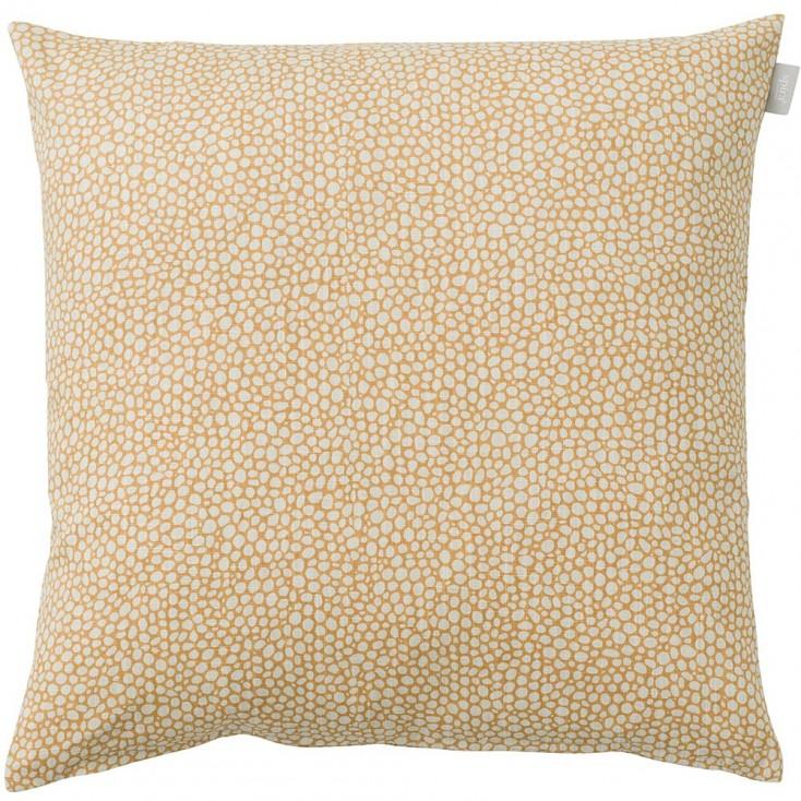 Spira of Sweden Dotte Cushion Cover - Honey