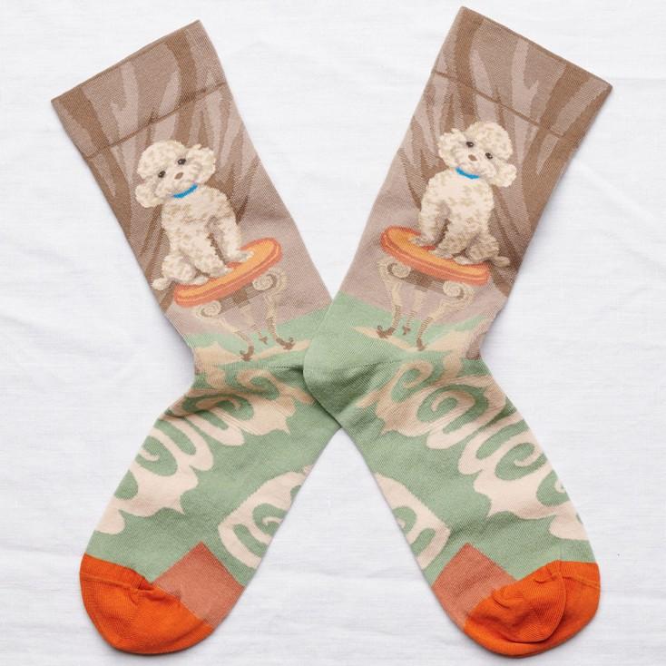 Bonne Maison Socks - Poodle