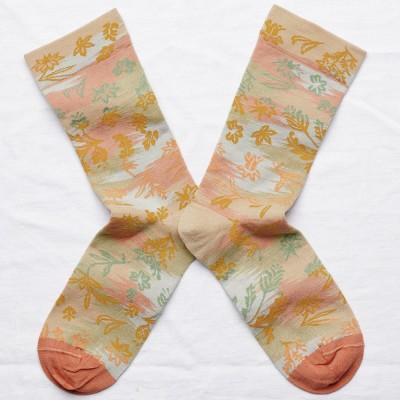 Bonne Maison Socks - Domino Paper